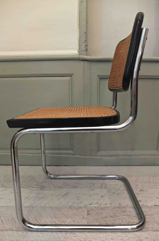 slavia vintage mobilier vintage chaise cesca b 64 de marcel breuer berlin. Black Bedroom Furniture Sets. Home Design Ideas