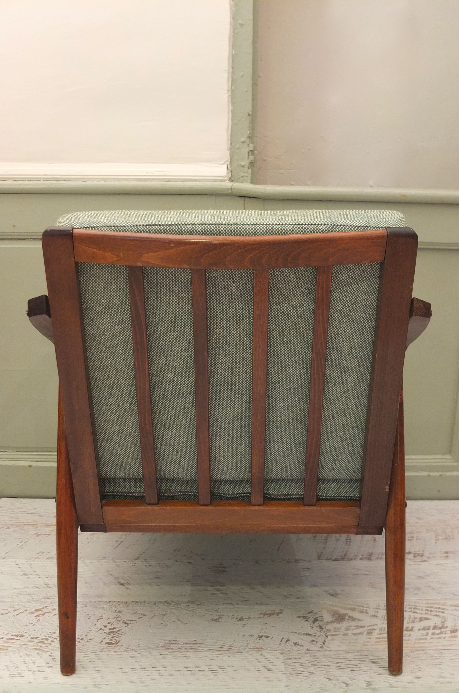 Slavia vintage   mobilier vintage   fauteuil de style scandinave ...