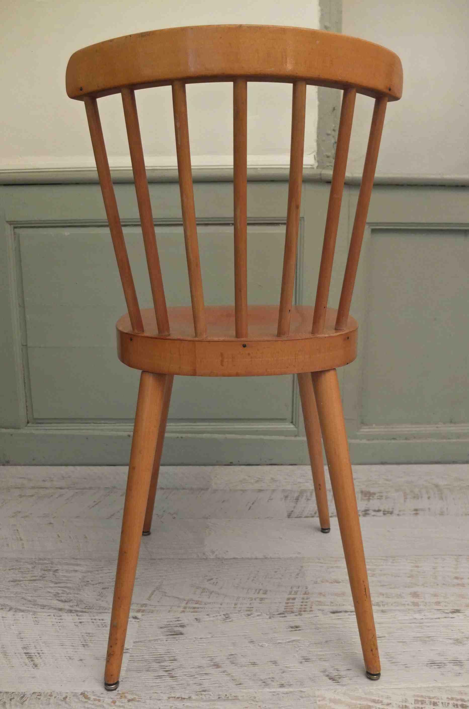 slavia vintage mobilier vintage chaise de style scandinave manitoba. Black Bedroom Furniture Sets. Home Design Ideas