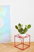 Porte-plantes cube - design polonais - Elementuj