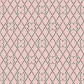 """Tissu """"Grids"""" 7 - Falbanka- design polonais"""