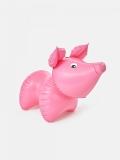 """libuše niklová - jouet gonflable """"piggy"""" - fatra  design tchèque"""