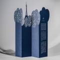Carte 3D- Le parc de Petrín et la Tour Eiffel pragoise