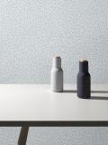 LAVMI - design tcheque - Papier peint Move - bleu