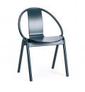 Chaise Again - Ton - noir