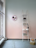 """lavmi - design tchèque - mural """"Fog"""" (3 couleurs disponibles : gris/rose, rose/cannelle, & bleu/beige)"""