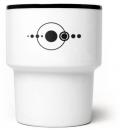 """design polonais - mug mamsam """"système solaire"""""""