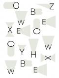 "lavmi - design tchèque - mural ""Echo"""