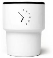 """mamsam - mug en porcelaine """"Future"""" - graphisme polonais"""