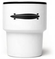 """mamsam - mug polonais """"Long board"""" - design polonais"""