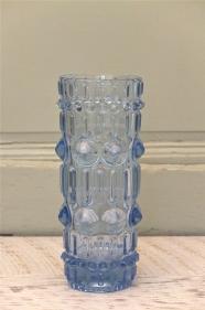"Vase en verre de style Bruxelles ""Isolda"""