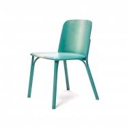 chaise split - Ton - Turquoise