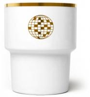 """mamsam - mug en porcelaine """"globus"""" - graphisme polonais"""