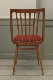 "Lot de 4 chaises de style scandinave Ton ""aero"""
