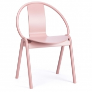 Chaise Again - Ton - rose