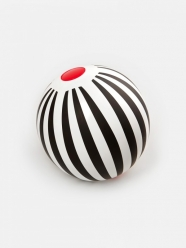 design tchèque - ballon gonflable stripes - Fatra