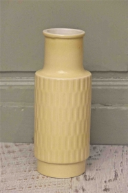 "Vase des années 60 ""Vanilla"""