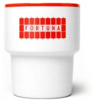 """mamsam - mug en porcelaine """"Fortuna"""" - graphisme polonais"""