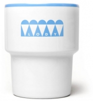 """mamsam - mug en porcelaine """"glace""""- design polonais"""