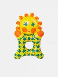 libuse niklova - jouet gonflable Little Sun - Fatra - design tchèque