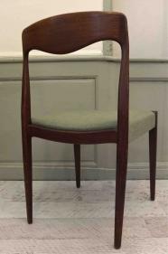 """Lot de 2 chaises de style scandinave """"Herringbone"""""""