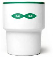 """mamsam - mug en porcelaine """"masque"""" - design polonais"""