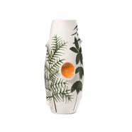 "malwina konopacka - hommage à Henri Rousseau - vase oko série ""Jungle""  - design polonais"