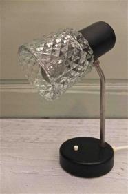 """Lampe de bureau des années 70 """"Diamant"""""""