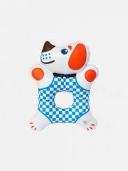 libuse niklova - jouet gonflable Doggie - Fatra - design tchèque