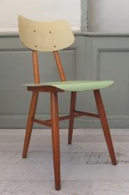 """chaise Ton  en bois courbé """"bicolor 2 """" - P"""