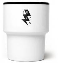 """mug en porcelaine  """"Burza"""" / tempête - mamsam - graphisme polonais"""
