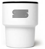 """mamsam - mug en porcelaine """"S2"""" - graphisme polonais"""