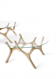 tabanda - design polonais - table Baby Moose Oak - teinte chêne