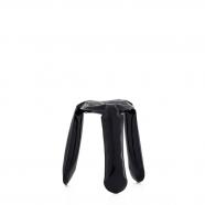 Tabouret Plopp noir - design polonais - Zieta