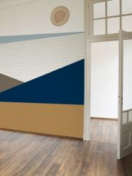 """lavmi - mural """"Mara"""" - design tchèque"""