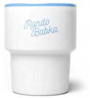 """mamsam - mug """"Rondo Babka"""" - graphisme polonais"""