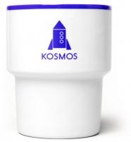 """mug Mamsam en porcelaine """"Kosmos""""  - design polonais"""