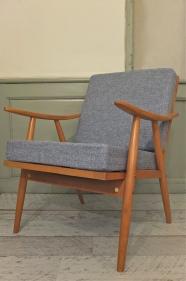 "fauteuil Ton de style scandinave ""Nebe"""