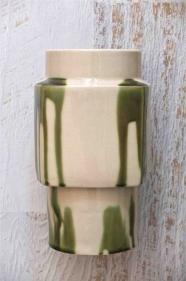 "Vase en céramique ""Bohemia"" - B"