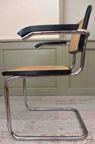 "Chaise  Cesca  B64  de Marcel Breuer ""Weimar"""