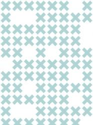 """lavmi - design tchèque  - papier peint """"System"""" (3 couleurs disponibles : bleu, jaune & rose)"""