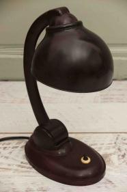 """Lampe en bakélite dessinée par E.K Cole  Type 11126 """"Bacall"""""""