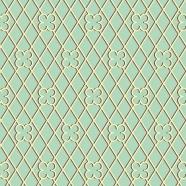 """Tissu """"Grids"""" 8 -  Falbanka - design polonais"""
