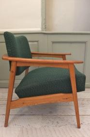 """fauteuil tchécoslovaque """"Profilé"""""""