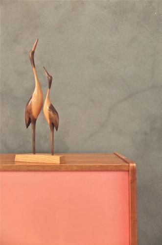 figurine_vintage_bois_annees 60_heron_slavia-vintage