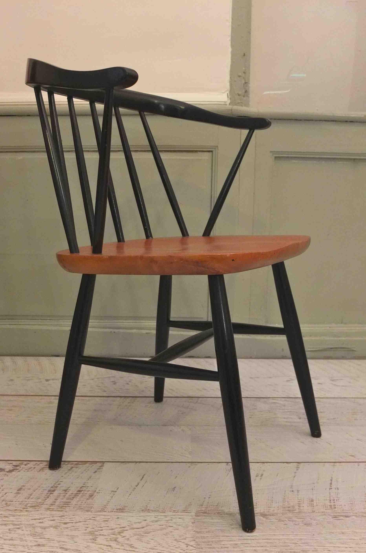 slavia vintage mobilier vintage fauteuil de ilmari tapiovaara des ann es 60 vaasa. Black Bedroom Furniture Sets. Home Design Ideas