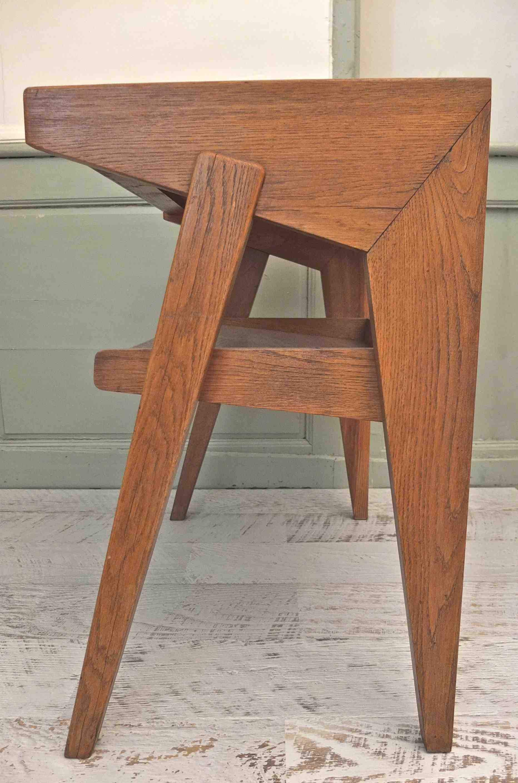 slavia vintage mobilier vintage bureau enfant des ann es 50 mid century. Black Bedroom Furniture Sets. Home Design Ideas
