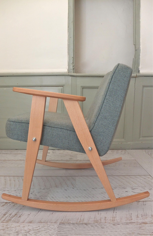 ... VINTAGE - rocking chair